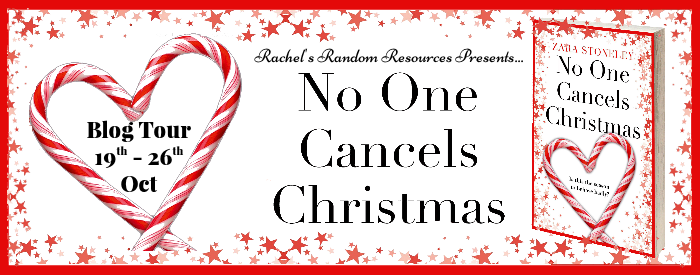 Blog Tour Review: No One Cancels Christmas