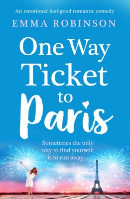 Blog Tour Review: One Way Ticket to Paris