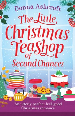 Blog Tour Review: The Little Christmas Teashop of Second Chances