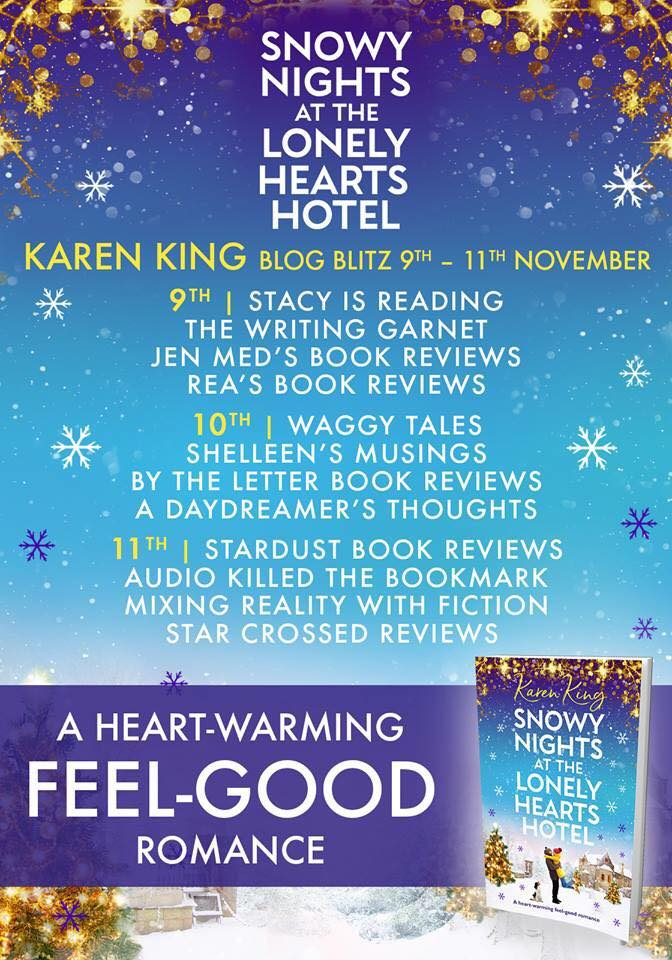Blog Tour Review: Snowy Nights at the Lonely Hearts Hotel