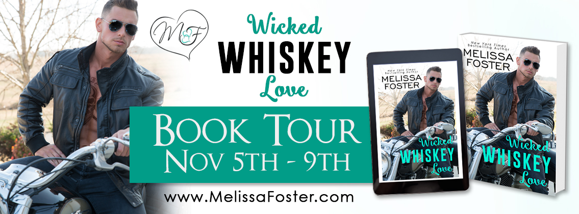 Blog Tour Review: Wicked Whisky Love