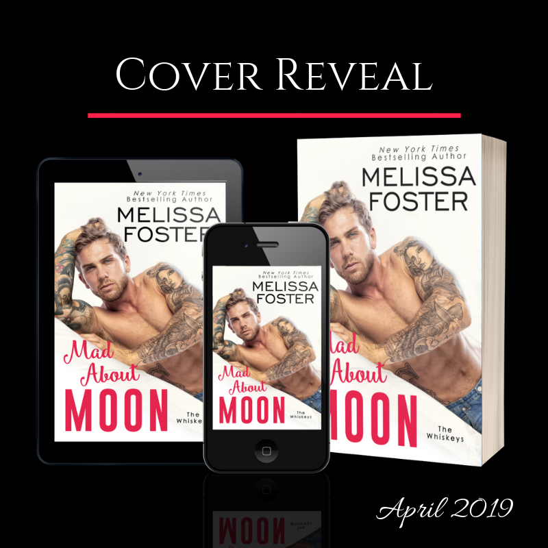 Book News: Mad About Moon Cover Reveal