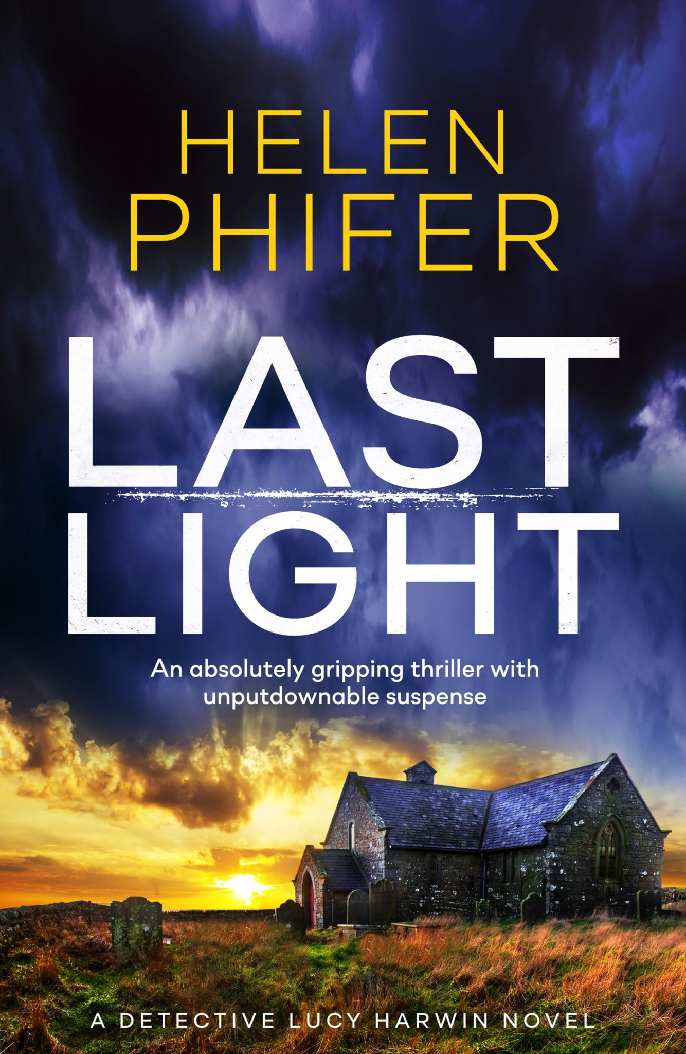 Last Light by Helen Phifer