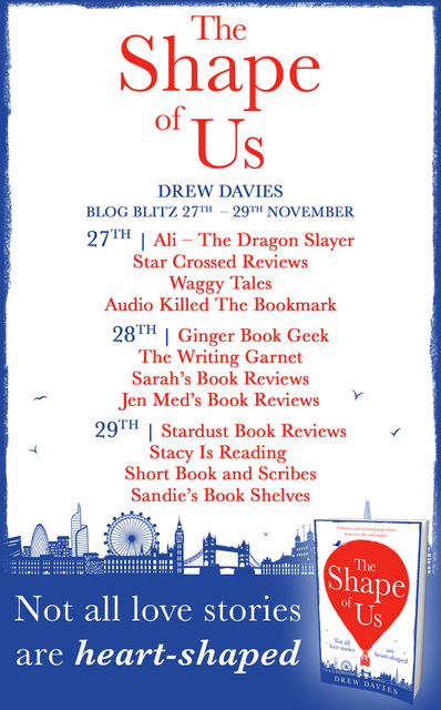 Blog Tour Review: Shape of Us