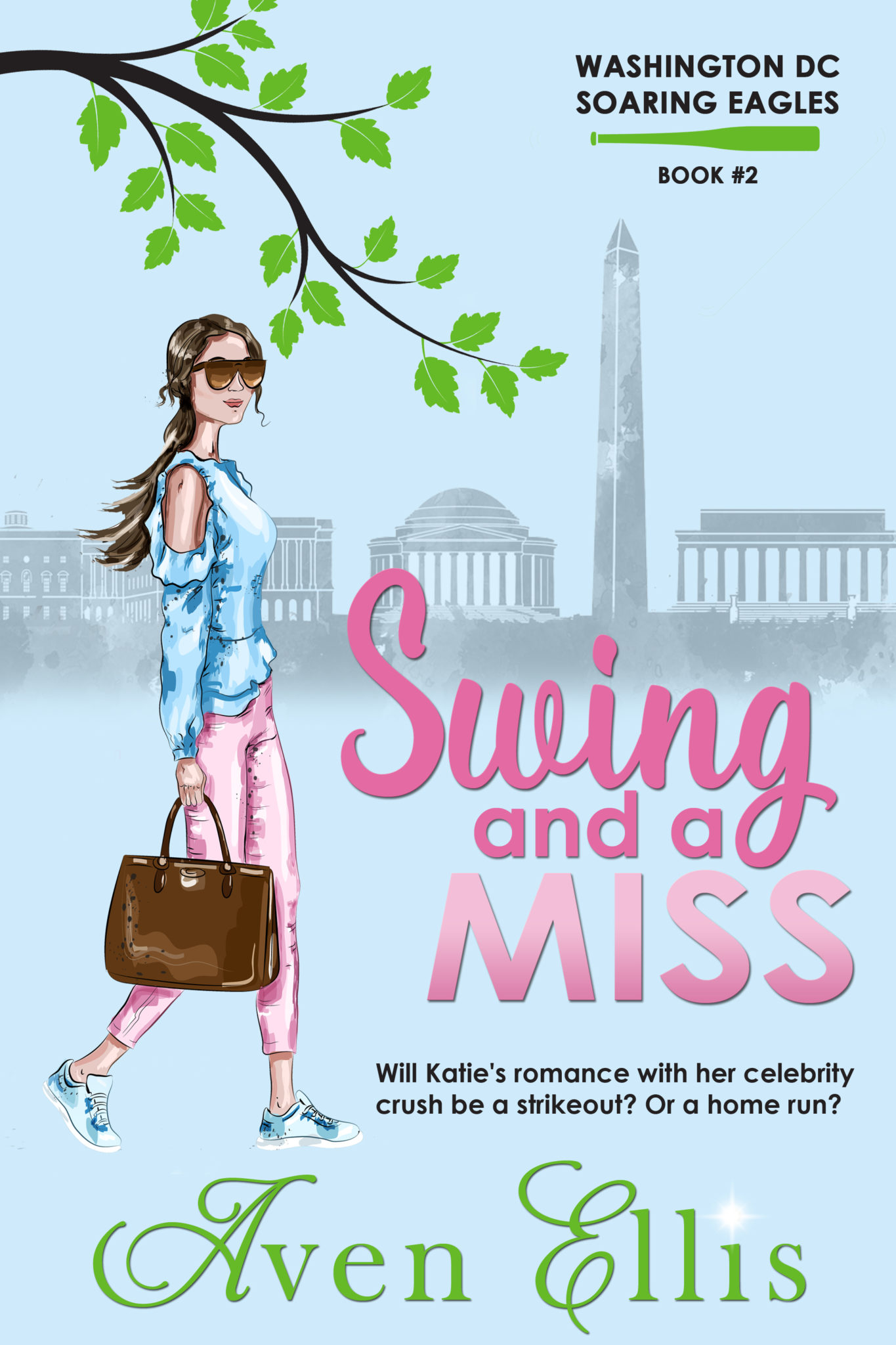 Swing and a Miss by Aven Ellis