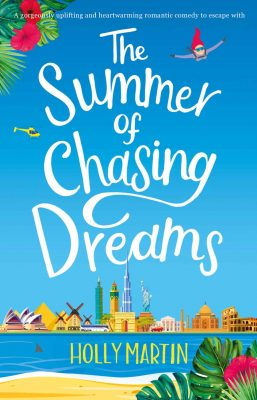Blog Tour Review: The Summer of Chasing Dreams