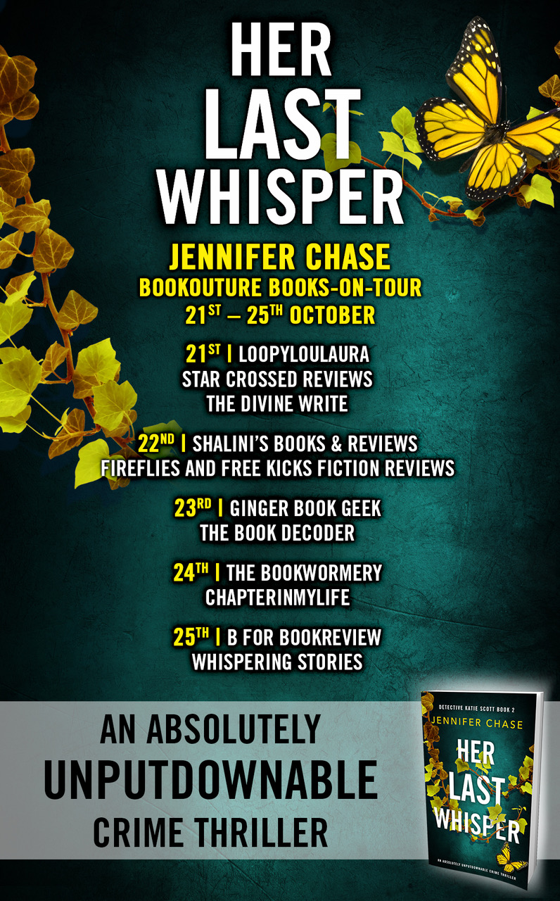 Blog Tour Review: Her Last Whisper