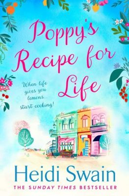 Book News: Poppy's Recipe for Life Cover Reveal