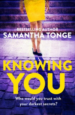 Book News: Knowing You Cover Reveal