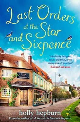 Blog Tour:  Last Orders at the Star and Sixpence