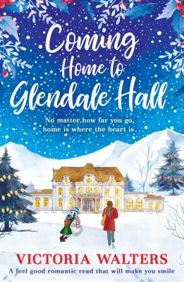 Blog Tour Review: Coming Home To Glendale Hall