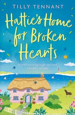 Blog Tour Review: Hattie's Home for Broken Hearts