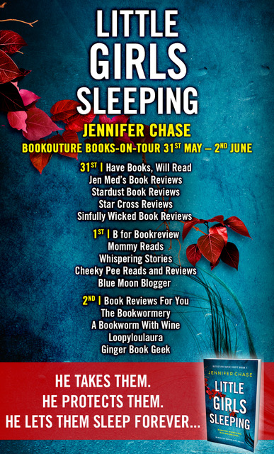 Blog Tour Review: Little Girl Sleeping