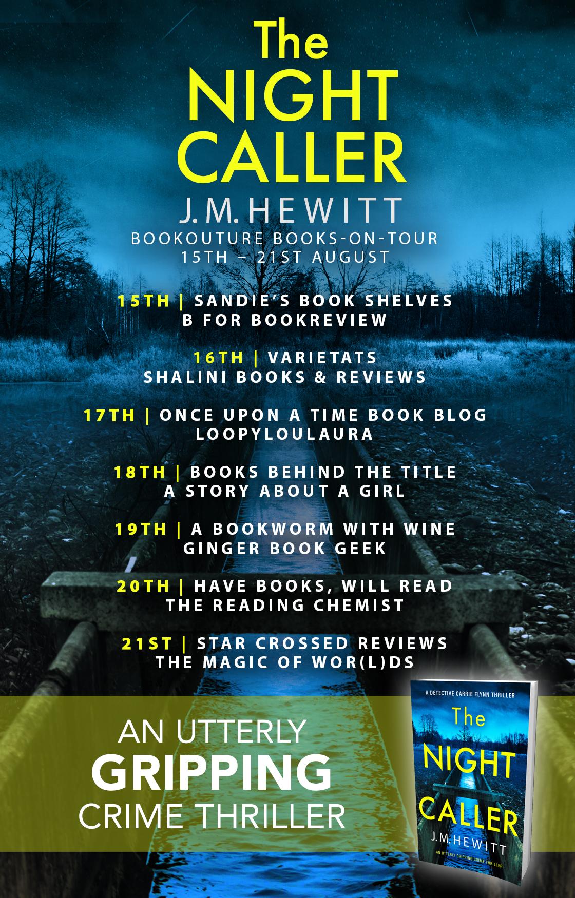 Blog Tour: The Night Caller