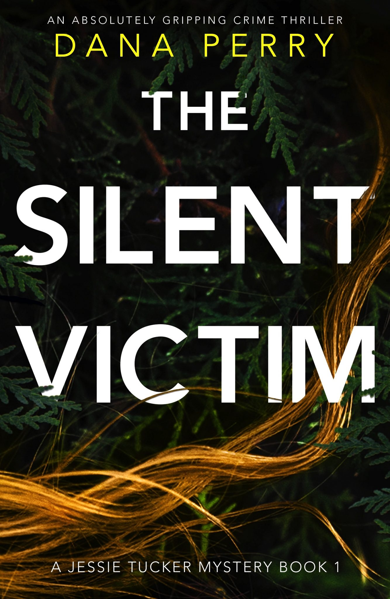 The Silent Victim by Dana Perry