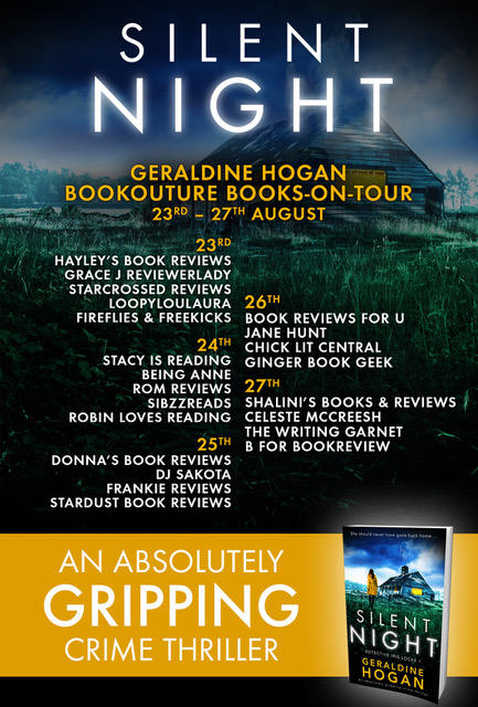 Blog Tour Review: Silent Night