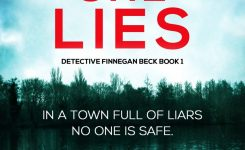 Blog Tour Review: Where She Lies