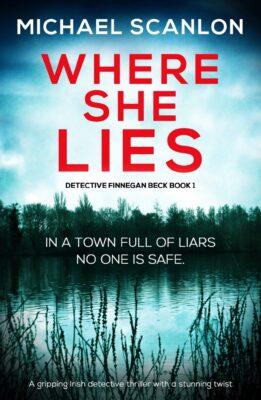 Blog Tour Review: Where She Lies