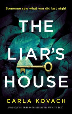 Blog Tour Review: The Liars House
