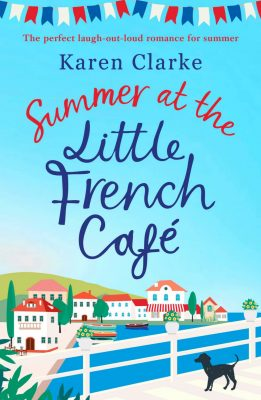 Blog Tour Review: Summer at the Little French Cafe