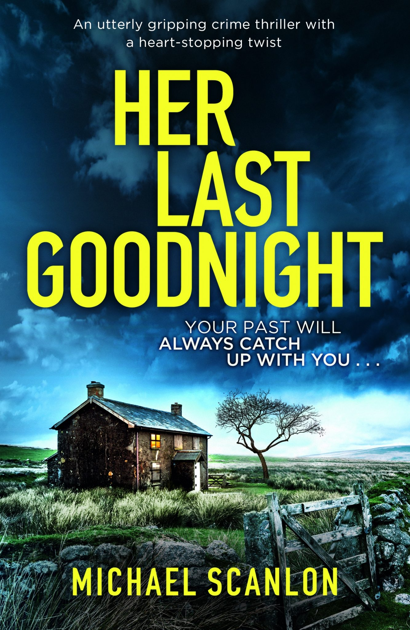 Her Last Goodnight by Michael Scanlon