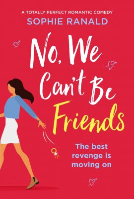 Blog Tour Review: No, We Can't Be Friends