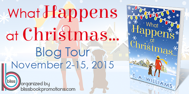 Blog Tour: What Happens at Christmas...
