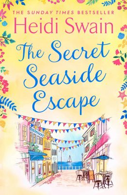 Book News: The Secret Seaside Escape Cover Reveal