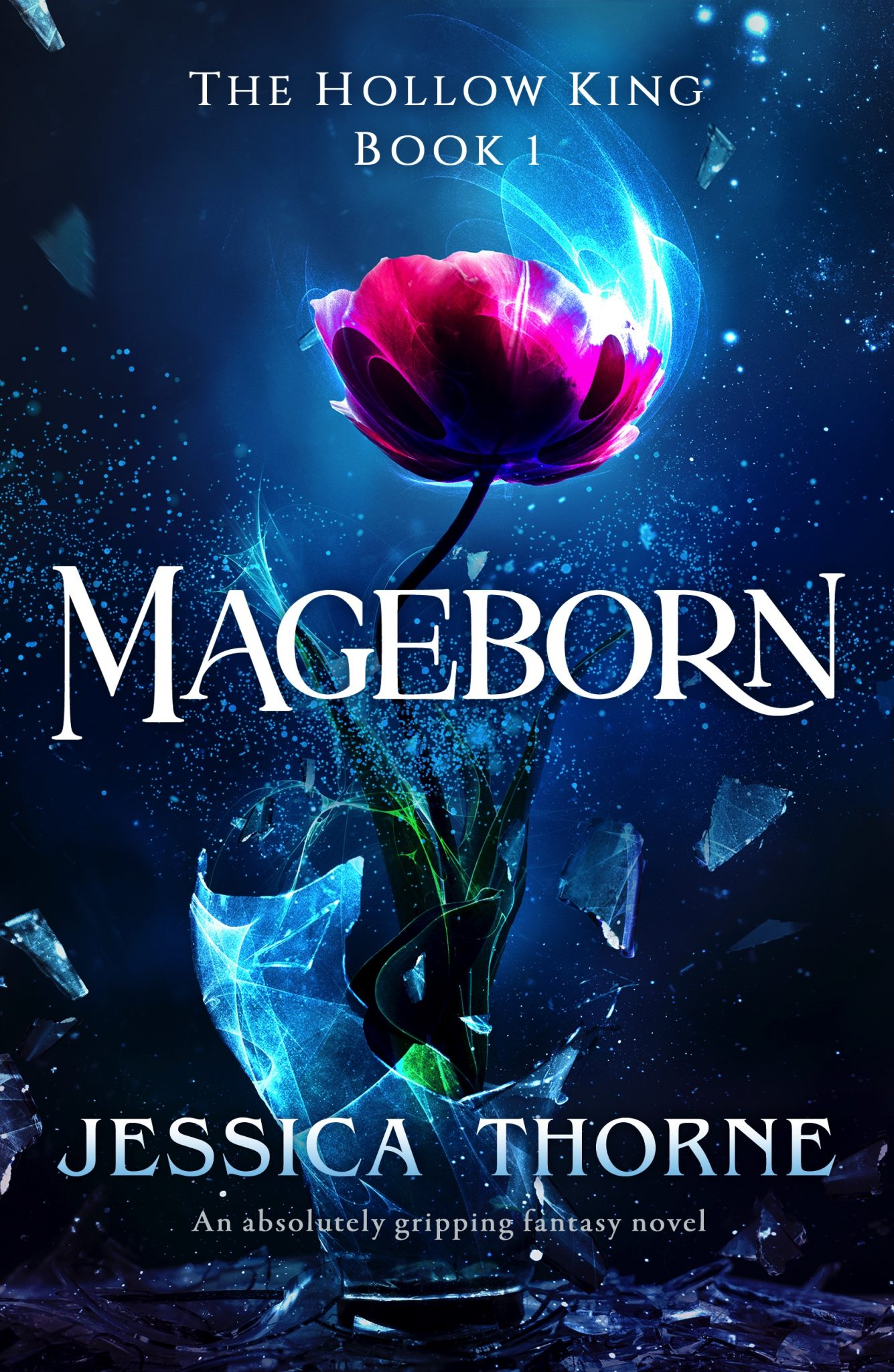 Mageborn by Jessica Thorne