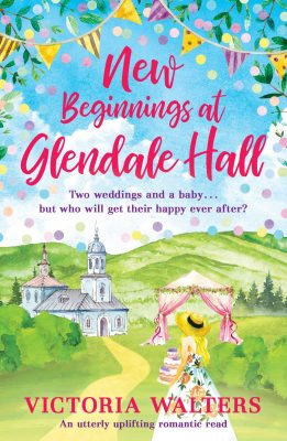 Blog Tour Review: New Beginnings at Glendale Hall