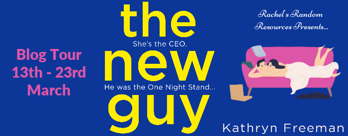 Blog Tour Review: The New Guy
