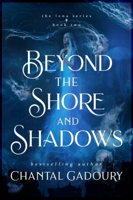 Book News: Beyond the Shore and Shadows Cover Reveal