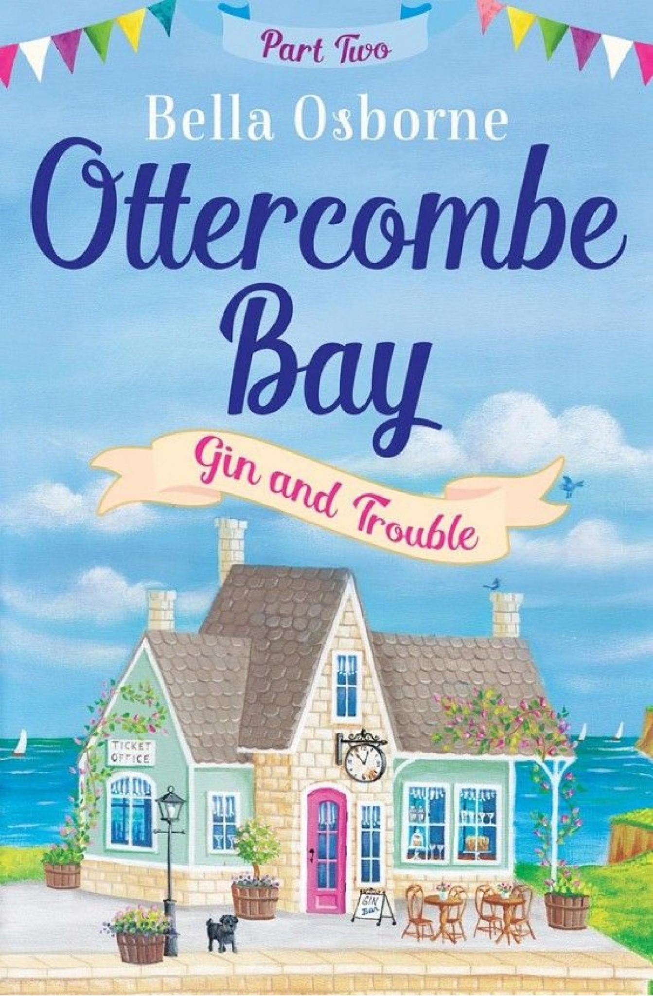 Gin and Trouble by Bella Osborne