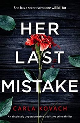 Blog Tour Review: Her Last Mistake