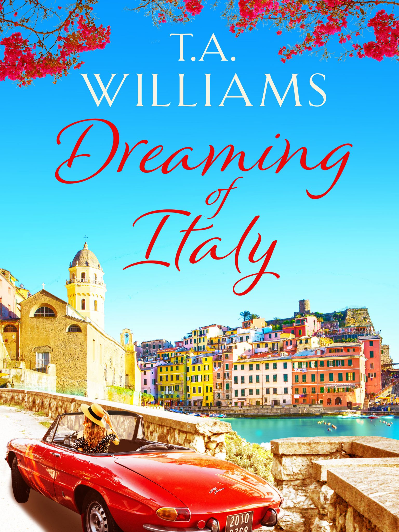 Dreaming of Italy by T. A. Williams