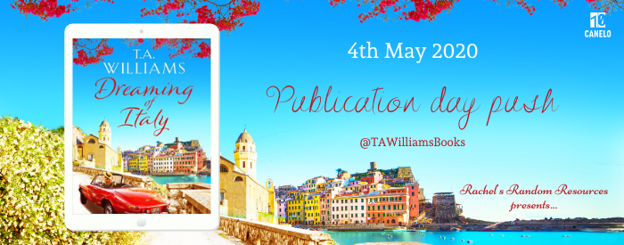 Blog Tour Review: Dreaming of Italy