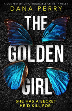 Blog Tour Review: The Golden Girl
