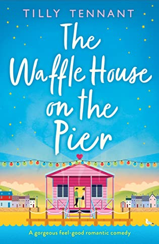 Blog Tour Review: The Waffle House on the Pier