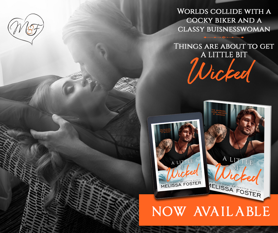Blog Tour Review: A Little Bit Wicked