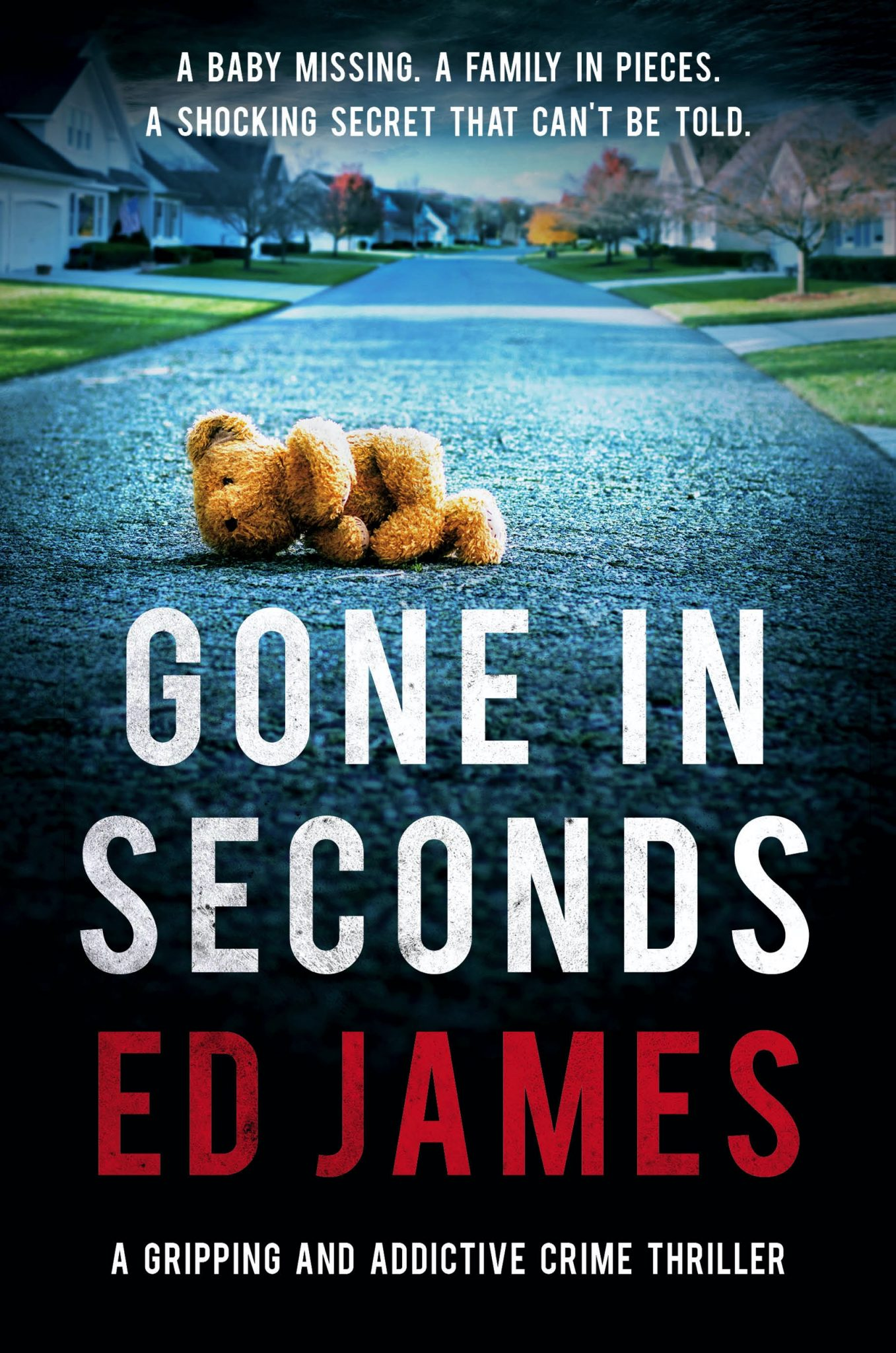 Gone in Seconds by Ed James