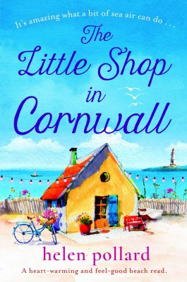 Blog Tour Review: The Little Shop in Cornwall