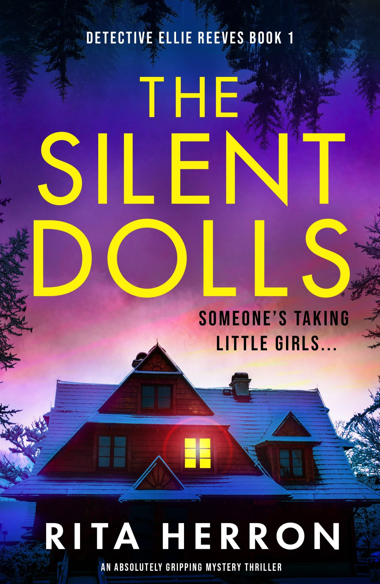 The Silent Dolls by Rita Herron