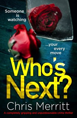Book News: Who's Next? Cover Reveal