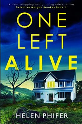Blog Tour Review: One Left Alive