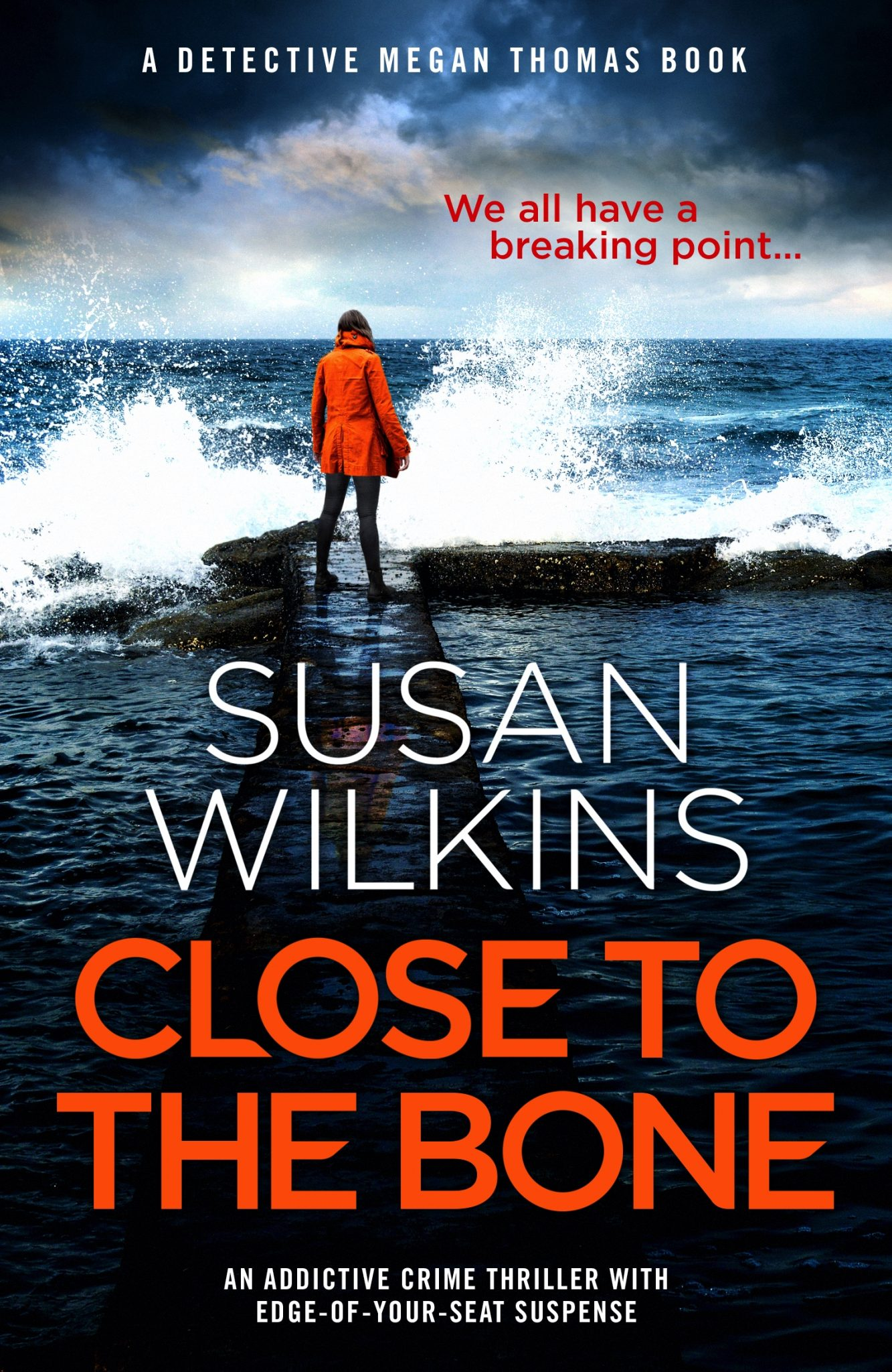 Close to the Bone by Susan Wilkins