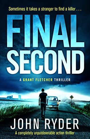 Blog Tour Review: Final Second