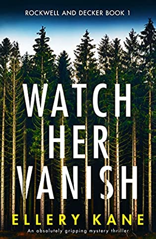 Blog Tour Review: Watch Her Vanish