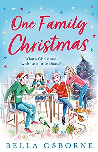 Blog Tour Review: One Family Christmas