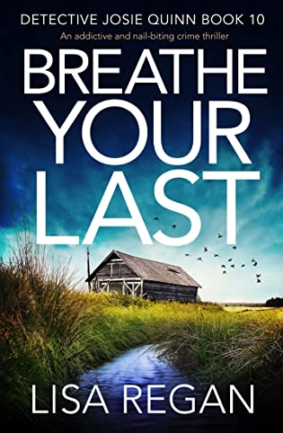 Blog Tour Review: Breathe Your Last