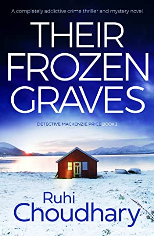 Blog Tour Review: Their Frozen Graves